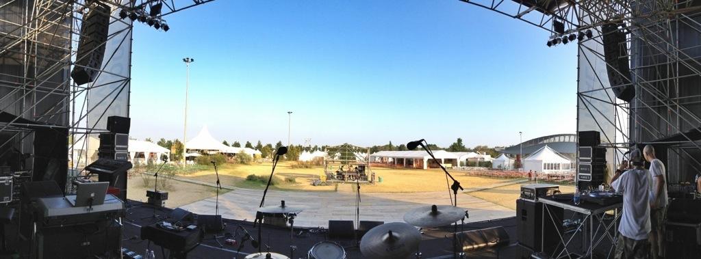 Noseconossemo Tour - Venice Sherwood Festival - 27 luglio 2013