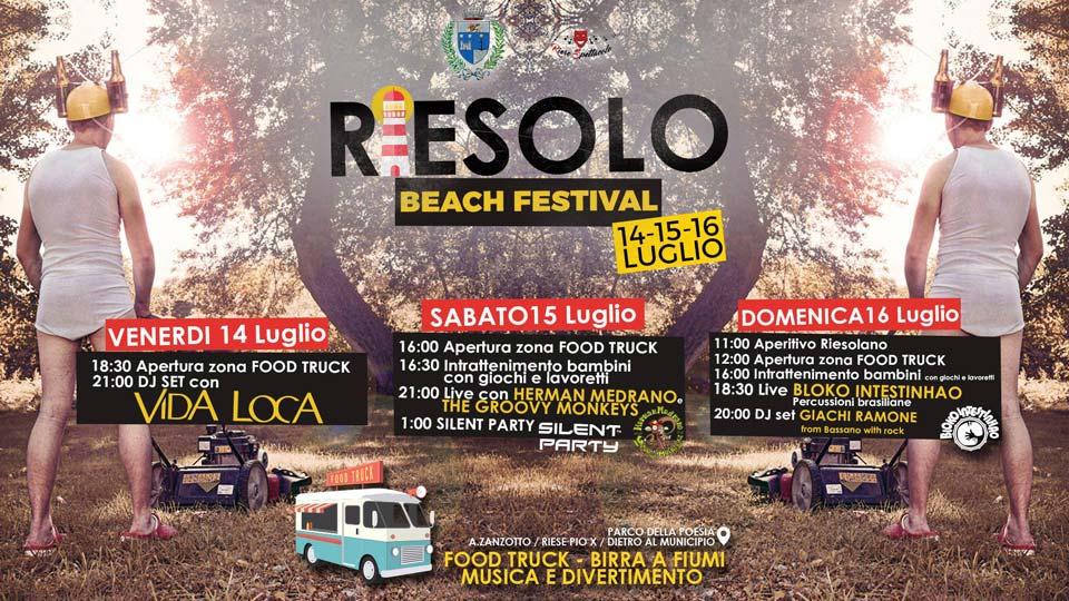Riesolo Beach Festival 2017